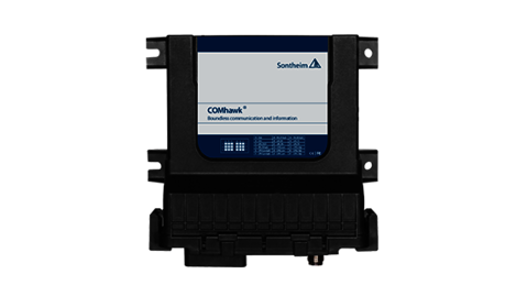 COMhawk - Gateway for Telemetry, Communication- and Diagnostic tasks