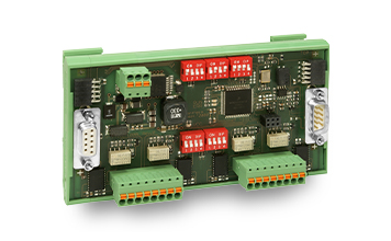 TM-PT100/1000-L - module to measure temperatures for up to 8 sensors